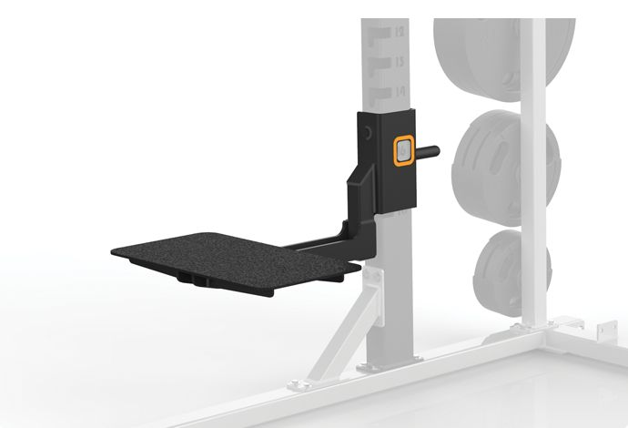 Step-up Platform DOPT7, Matrix gym equipment