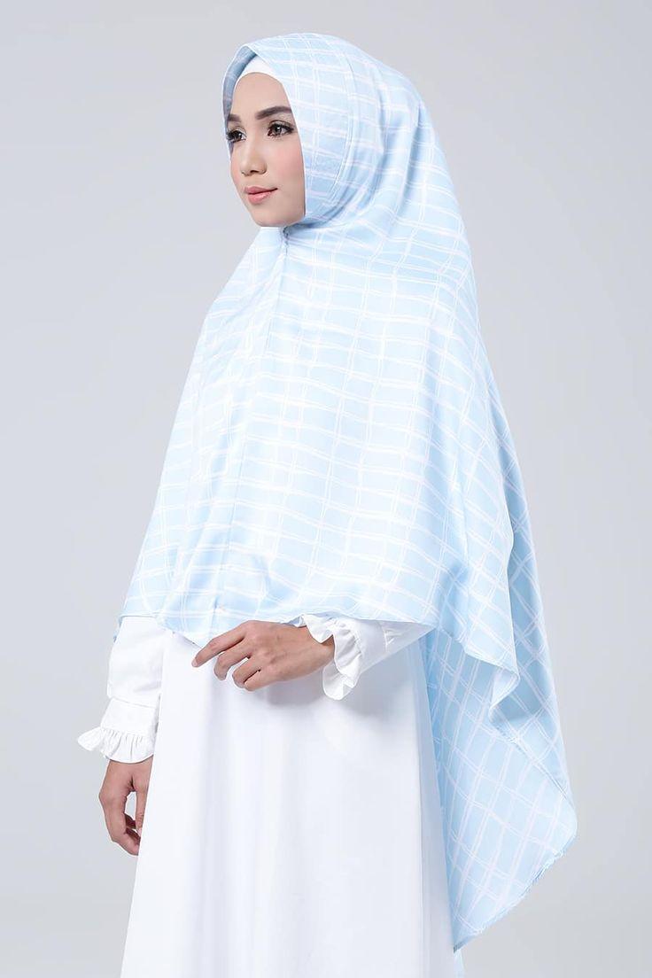 Chesa Khimar | Koleksi Khimar Muslimah Chesa Khimar Dari Soleil Indonesia | HIJUP
