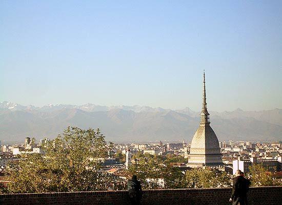Walking Tour of Turin