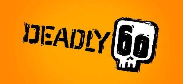 BBC Deadly 60 Series 1 logo
