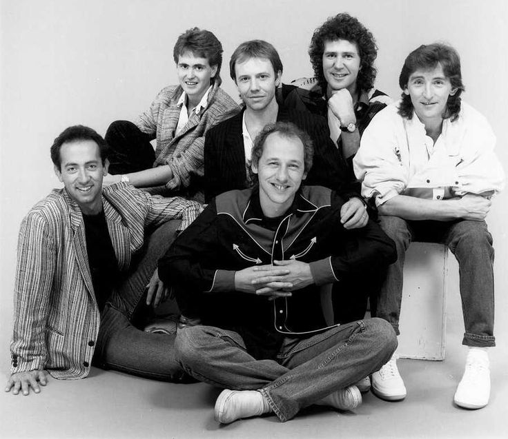 """Dire Straits """"Money for Nothing"""""""