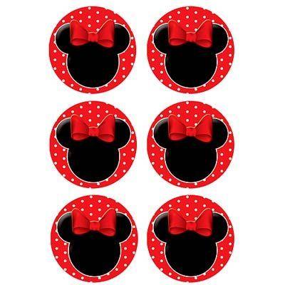 Minnie vermelha - Pesquisa Google