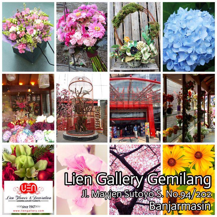"""Lien Gallery Gemilang"" Address: Jl. Mayjen Sutoyo S. No 94/202 Banjarmasin 70117 - Indonesia www.Liengallery.com ___________________     Lien Gallery Gemilang"" Alamat: Jl. Mayjen Sutoyo S. No 94/202 Banjarmasin 70117 - Indonesia www.LienGallery.com  (Di dalam toko Gemilang di kota Banjarmasin - www.gemilang-store.com)"