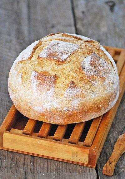 pain, miche, pâte fermentées, farine grillée, la brigade, boulange et boustifaille