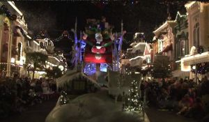 A Guide to Mickey's Once Upon a Christmastime Parade at the Magic Kingdom during the Christmas Holidays