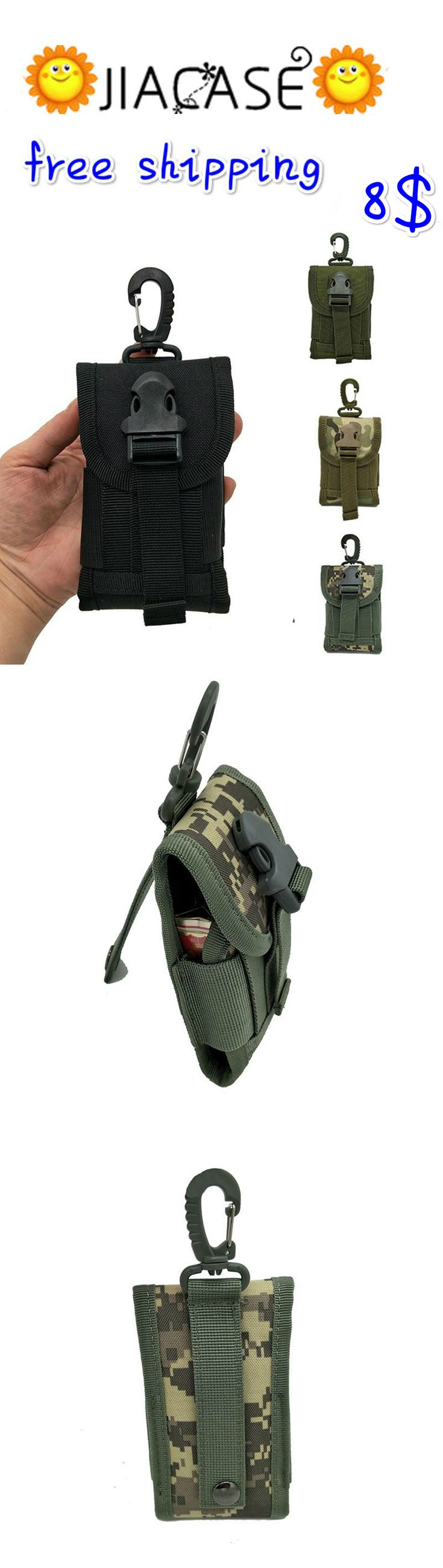 #Universal #Waterproof #Outdoor #Sport Bag #Army #Tactical #Pouch for Mobile Phone #Hook Of The Bag Cover #Case