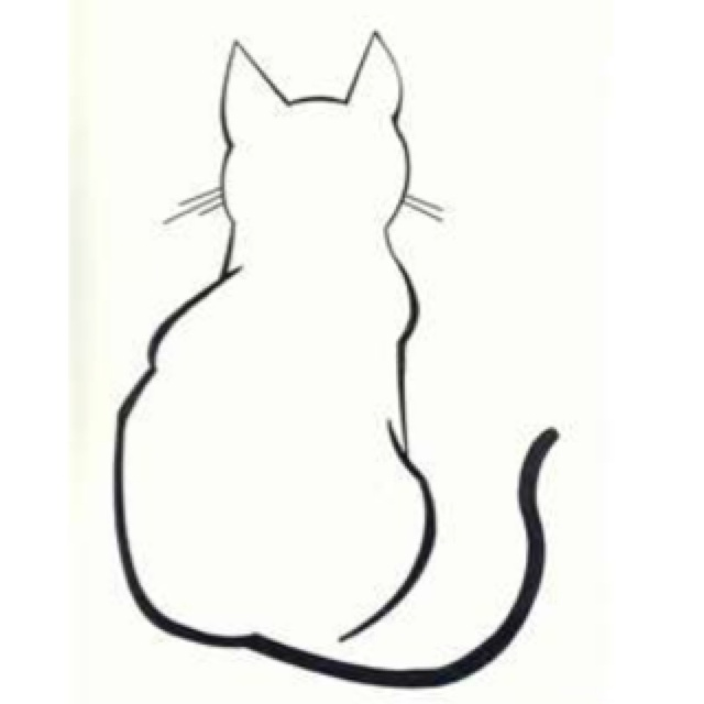 Image result for cat sketch