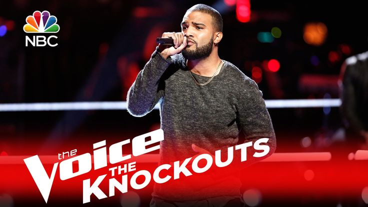 "The Voice 2016 Knockout - Bryan Bautista: ""Sorry"""