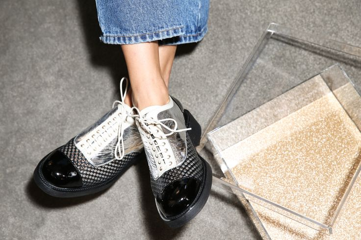 Join Barneys to celebrate the Chanel Cruise collection and the dandy derby shoes
