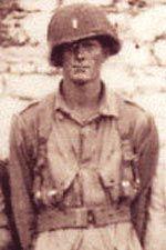 2nd Lt Ivan F. Woods, 505th PIR Company H, Silver Star