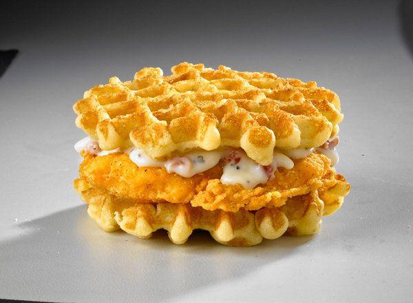 White Castle to add new Belgian Waffle sandwiches to breakfast menu