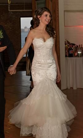Pnina Tornai 32813743 6: buy this dress for a fraction of the salon price on PreOwnedWeddingDresses.com