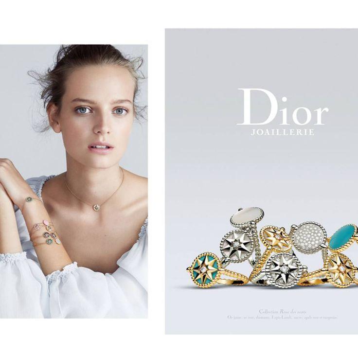 #PrêtàLiker : la nouvelle collection Rose des Vents de Dior