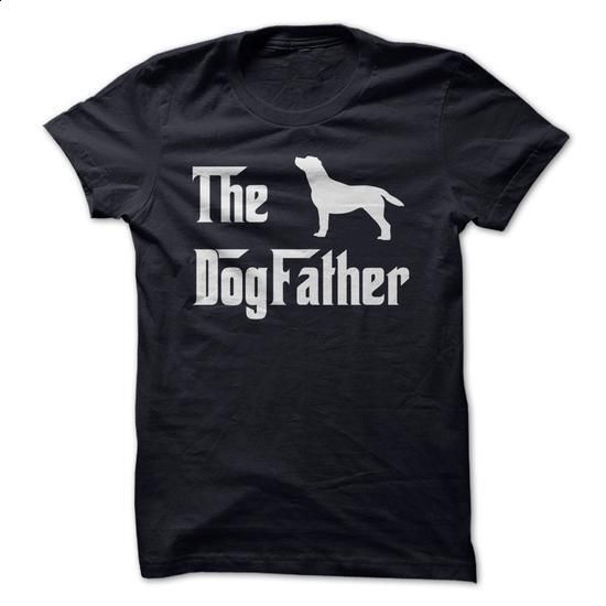 The DogFather!  - design your own t-shirt #Tshirt #T-Shirts