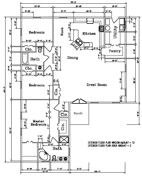 103 best images about kodiak steel homes floor plans on for Build your own house florida