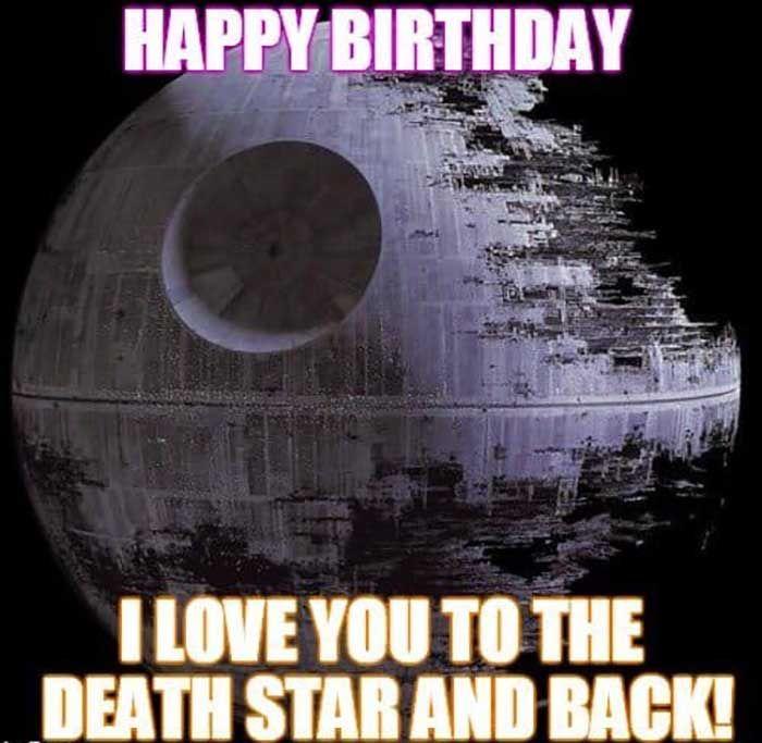 Database Error Star Wars Happy Birthday Birthday Star Happy Birthday Husband