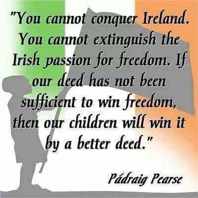 Ireland forever ~ Erin Go Bragh