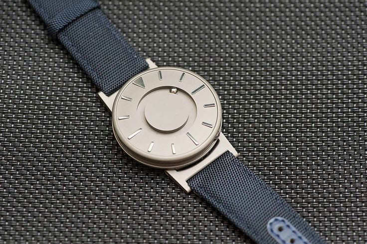 The Bradley – A Timepiece Designed For The Blind