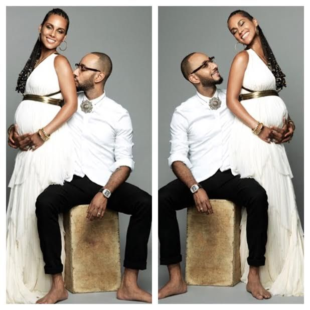 Alicia Keys and Swizz Beats Expecting Second Child | tgin