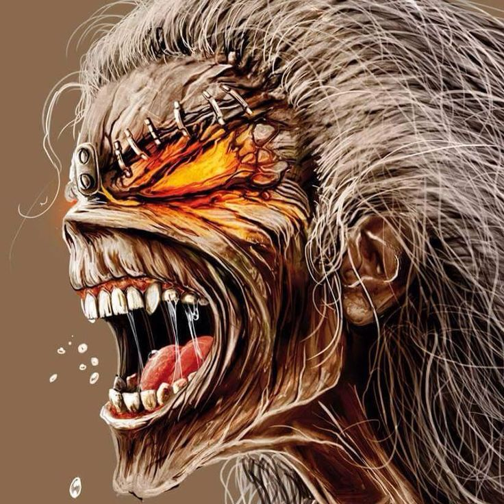 Eddie-Iron Maiden............................