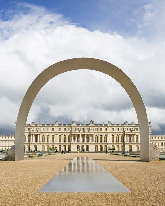 Lee Ufan à Versailles