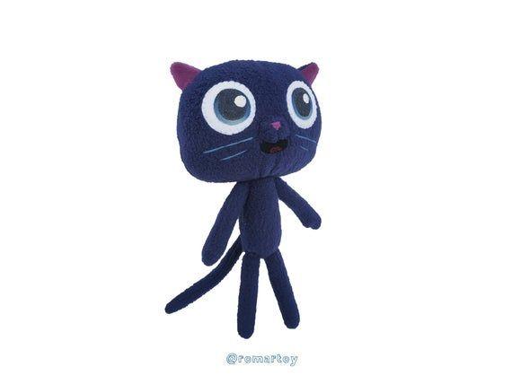 Bartleby Cat Plush True And The Rainbow Kingdom Plush Kittens