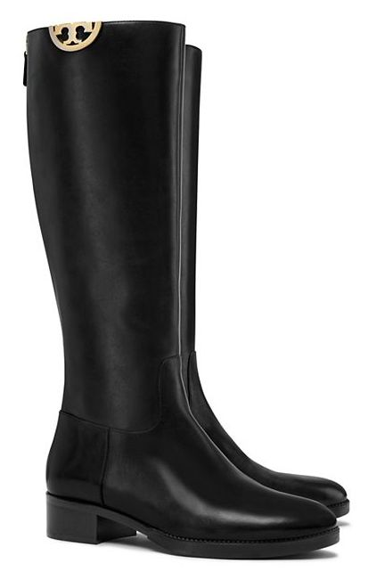 Our Sidney Boot has a refined look done in smooth black leather, with natural…