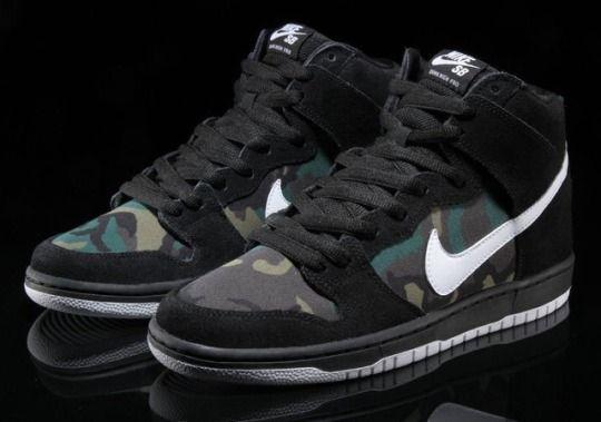 Nike SB Dunk HighsNike | Sneakerando The Sneakers Shop
