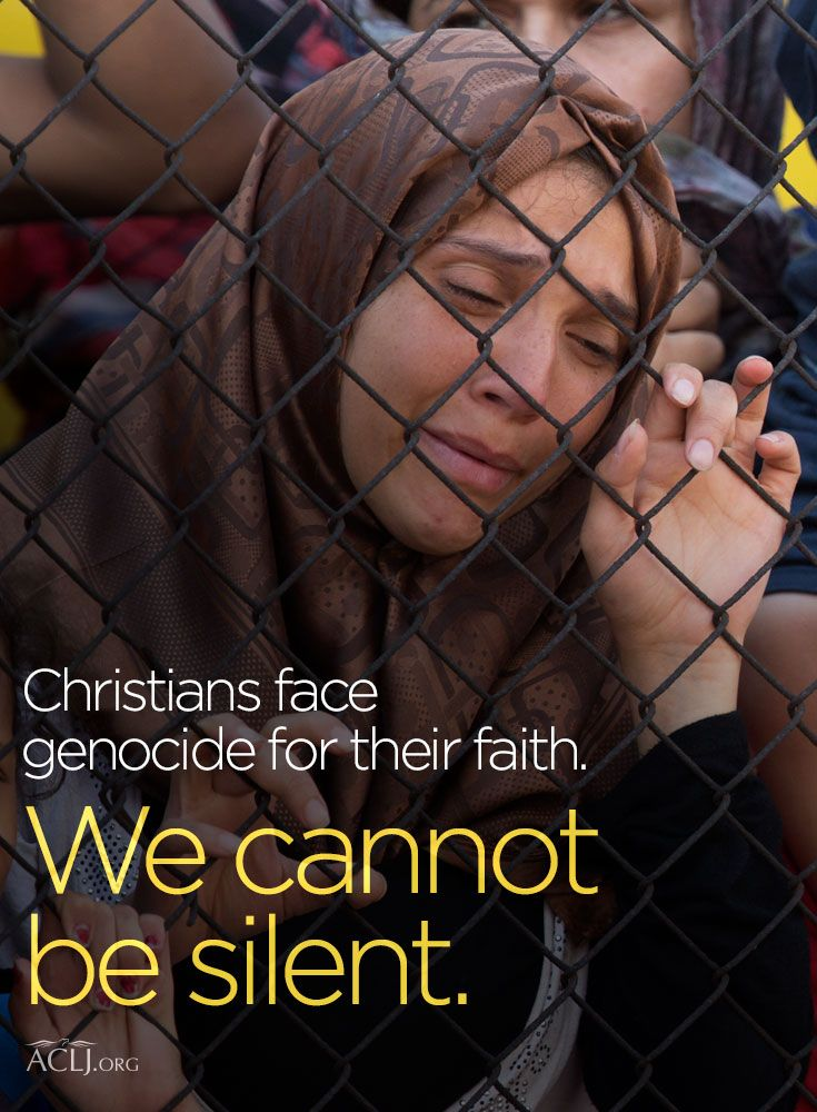 petition cover letter%0A Christians in the Middle East face genocide for their faith  We cannot be  silent