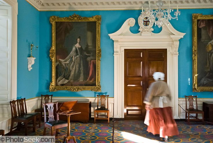 25 best williamsburg color collection images on pinterest for Colonial interior paint colors