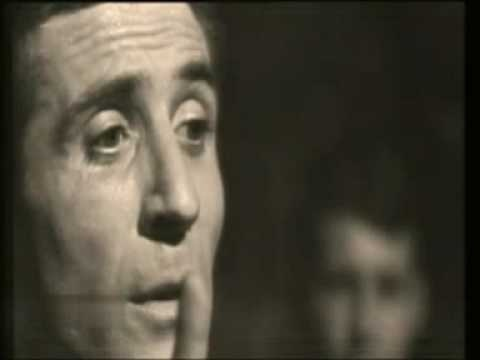 Gilbert Becaud - Nathalie 1964 Yes Nathaly where is she :-(((