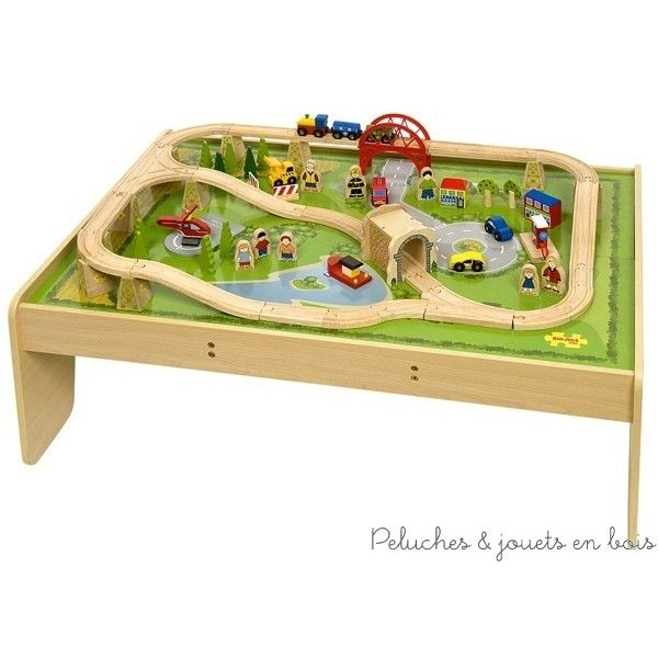 Another Great Find On Bigjigs Toys Toy Train Set U0026 Tableu2026