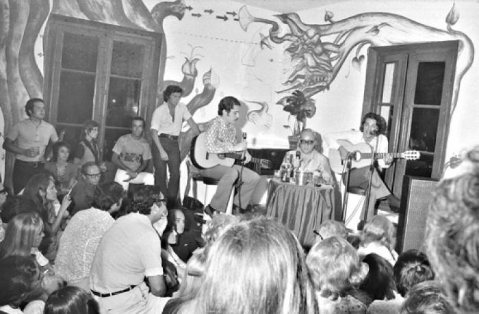 La Fusa, Mar del Plata 1971. Toquinho, Chico Buarque & Vinicius de Moraes