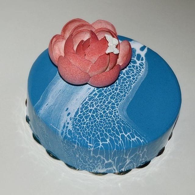 #десерт#торт#sweetcake #desserts #безмастики #мойторт #гляссаж#тортназаказ#назаказ