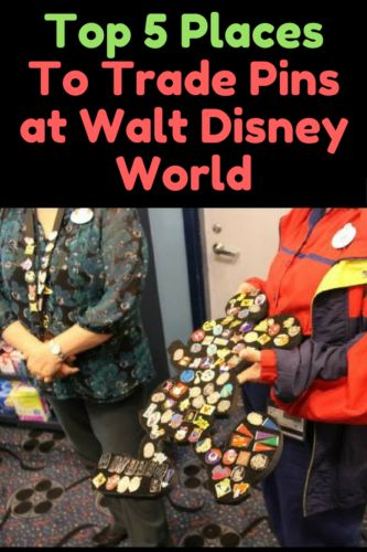Do you love trading pins? To make your pin trading experience successful, here are the top 5 places to trade pins at Walt Disney World: 1. Disney Vacation Club booths – Cast Members that work these booths (found both in the resorts and at the parks) wear lanyards with pins. They usually aren't very busy, …