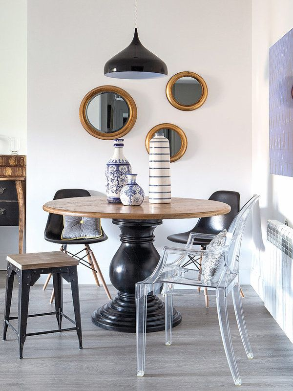 Vivienda con alma propia #casa #comedor #silla