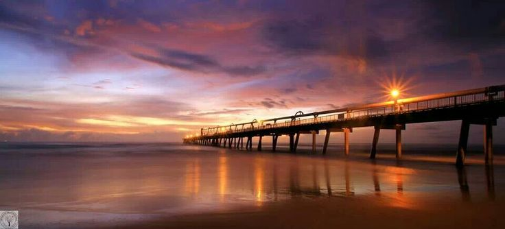 Image of the spit, Gold Coast