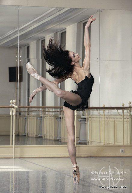 Polina Semionova Enrico Nawrath Photography