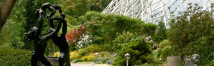 Missouri Botanical Garden - Founded in 1859, the 79-acre Missouri Botanical Garden is the nation's oldest botanical garden in continuous operation and an oasis in the city of St. Louis. Today, 153 years after opening, the Garden is a National Historic Landmark and a center for science, conservation, education and horticultural display.