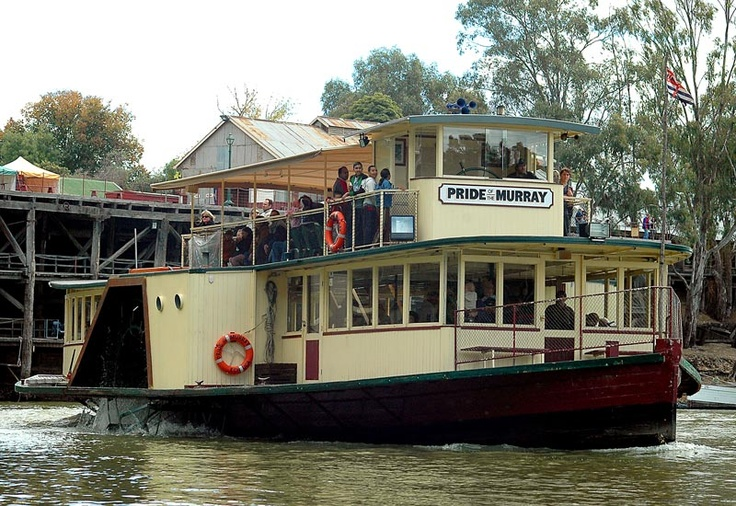 P.S. Pride Of The Murray 2