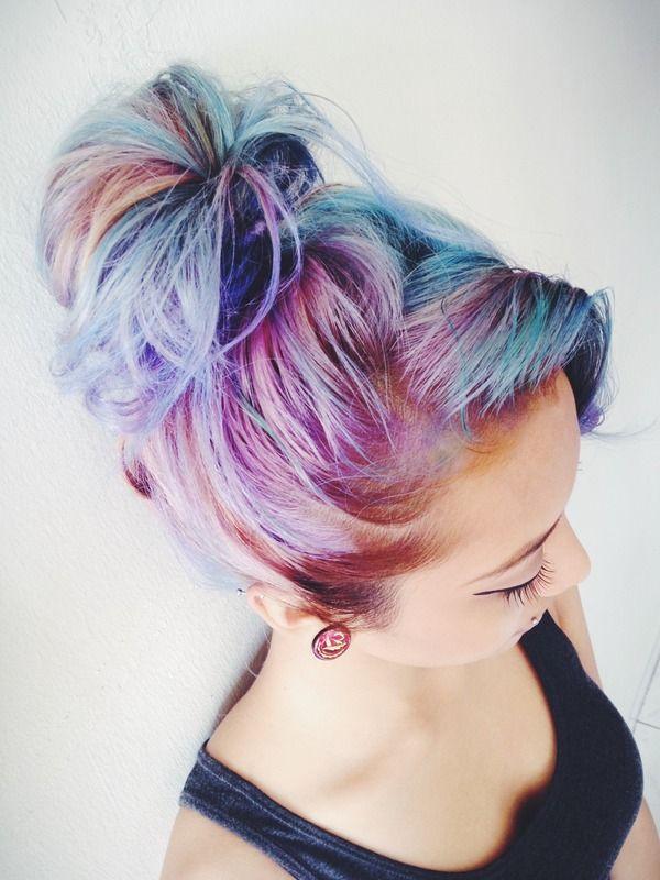 Beautiful hues.