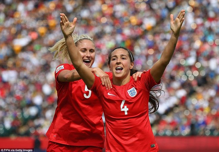 Fara Williams was once again successful from the penalty spot sending German goalkeeper Nadine Angerer the wrong way - to win the 3rd play play off and become the best in Europe
