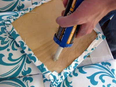 DIY Headboard! awesome and super easy