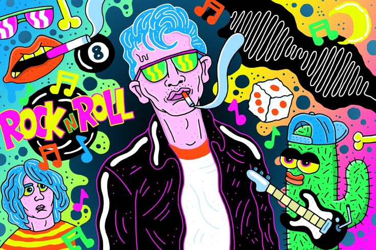London-based illustrator Sam Taylor is known for his bold, unbridled and explosive artworks, heavily influenced by classic cartoons and video games. Originally from Leicester, he's worked with a wealth...