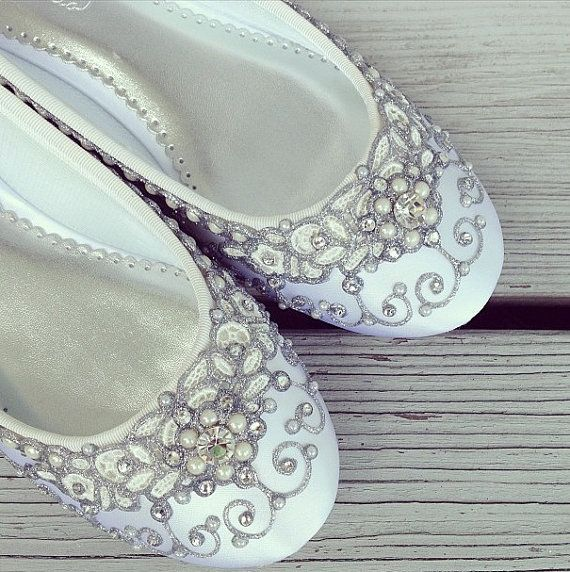 Hey, I found this really awesome Etsy listing at http://www.etsy.com/listing/155774513/cinderellas-slipper-bridal-ballet-flats