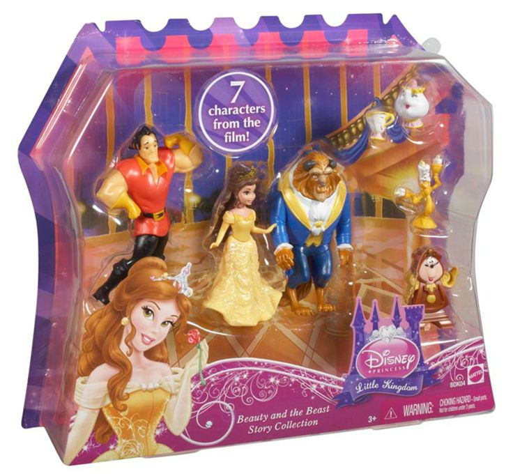 Amazon Com Disney Princess Baby Belle Doll Toys Games: 19 Best Little Kingdom Images On Pinterest