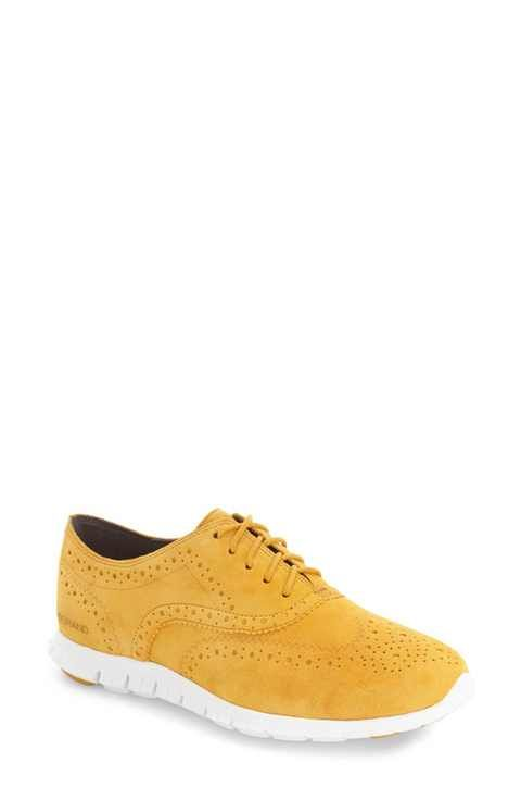 Cole Haan 'ZeroGrand' Perforated Wingtip (Women) (Nordstrom Exclusive)  available at
