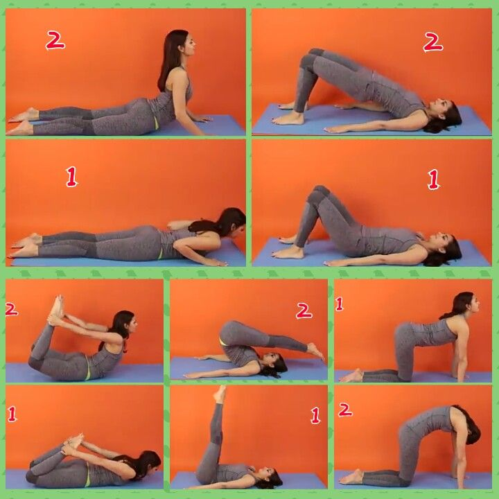 5 Exercises For the perfect posture