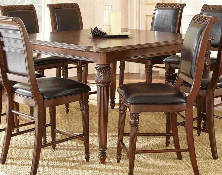 counter height steve silver dining furniture dining tables and chairs