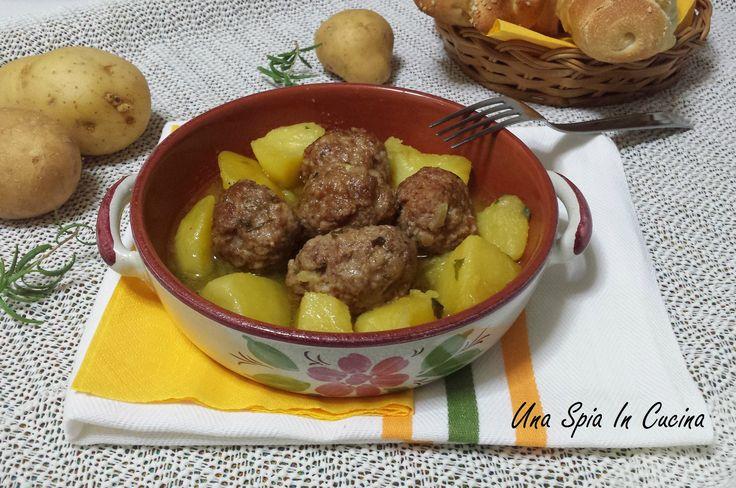 Polpette con patate - Ricetta semplice